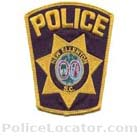 New Ellenton Police Department Patch