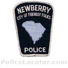 Newberry Police Department Patch