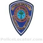 Orangeburg Department of Public Safety Patch