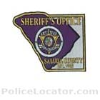 Saluda County Sheriff's Office Patch