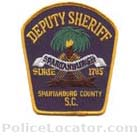 Spartanburg County Sheriff's Office Patch