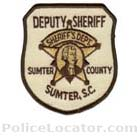 Sumter County Sheriff's Office Patch