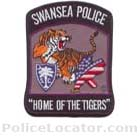 Swansea Police Department Patch