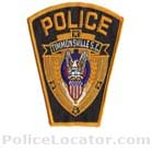 Timmonsville Police Department Patch