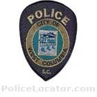 West Columbia Police Department Patch