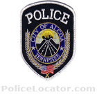 Alcoa Police Department Patch
