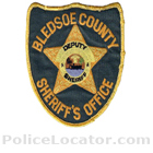 Bledsoe County Sheriff's Office Patch