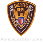 Cannon County Sheriff's Office Patch