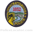 Chattanooga Police Department Patch