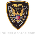 Cheatham County Sheriff's Office Patch