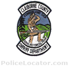 Claiborne County Sheriff's Office Patch