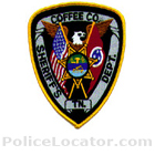 Coffee County Sheriff's Office Patch