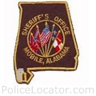 Mobile County Sheriff's Office Patch