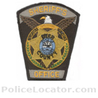 Dyer County Sheriff's Office Patch