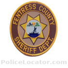 Fentress County Sheriff's Office Patch