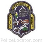 Monroeville Police Department Patch
