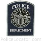 Montevallo Police Department Patch