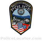 Johnson City Police Department Patch