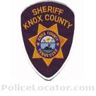 Knox County Sheriff's Office Patch