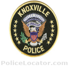 Knoxville Police Department Patch
