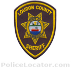Loudon County Sheriff's Office Patch