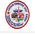 Loudon Police Department Patch