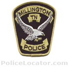 Millington Police Department Patch