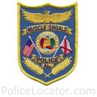 Muscle Shoals Police Department Patch
