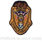 Sevierville Police Department Patch
