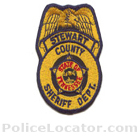Stewart County Sheriff's Office Patch