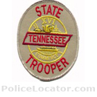Tennessee Highway Patrol Patch