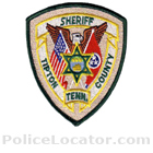 Tipton County Sheriff's Office Patch
