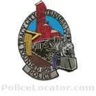 Tracy City Police Department Patch