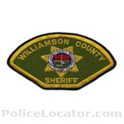 Williamson County Sheriff's Office Patch