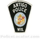 Antigo Police Department Patch