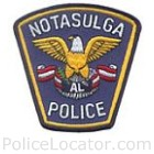 Notasulga Police Department Patch