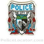 Baraboo Police Department Patch