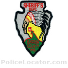 Barron County Sheriff's Office Patch