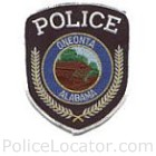 Oneonta Police Department Patch