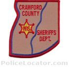 Crawford County Sheriff's Office Patch