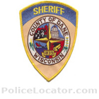 Dane County Sheriff's Office Patch