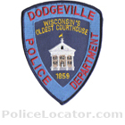 Dodgeville Police Department Patch