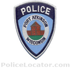 Fort Atkinson Police Department Patch