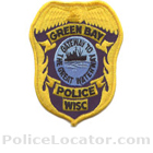 Green Bay Police Department Patch