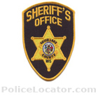 Green Lake County Sheriff's Office Patch