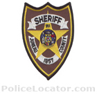 Juneau County Sheriff's Office Patch