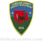 Langlade County Sheriff's Office Patch