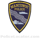 Manitowoc Police Department Patch