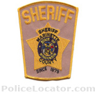 Marinette County Sheriff's Office Patch