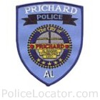 Prichard Police Department Patch
